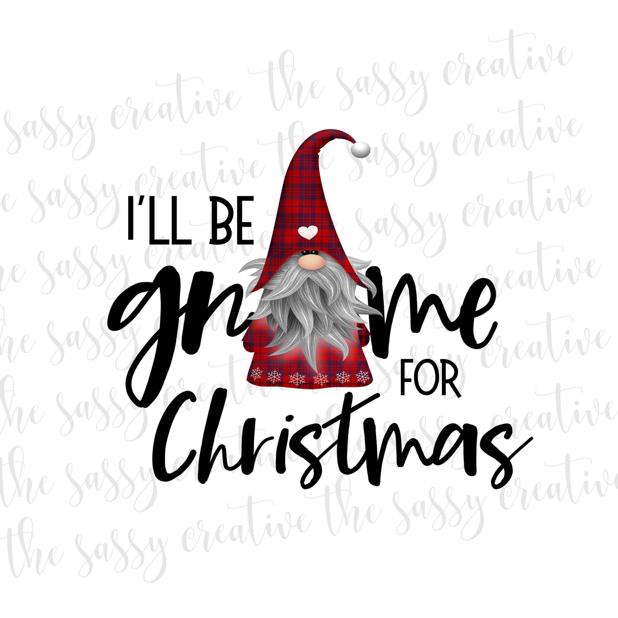 gnomeforchristmascover