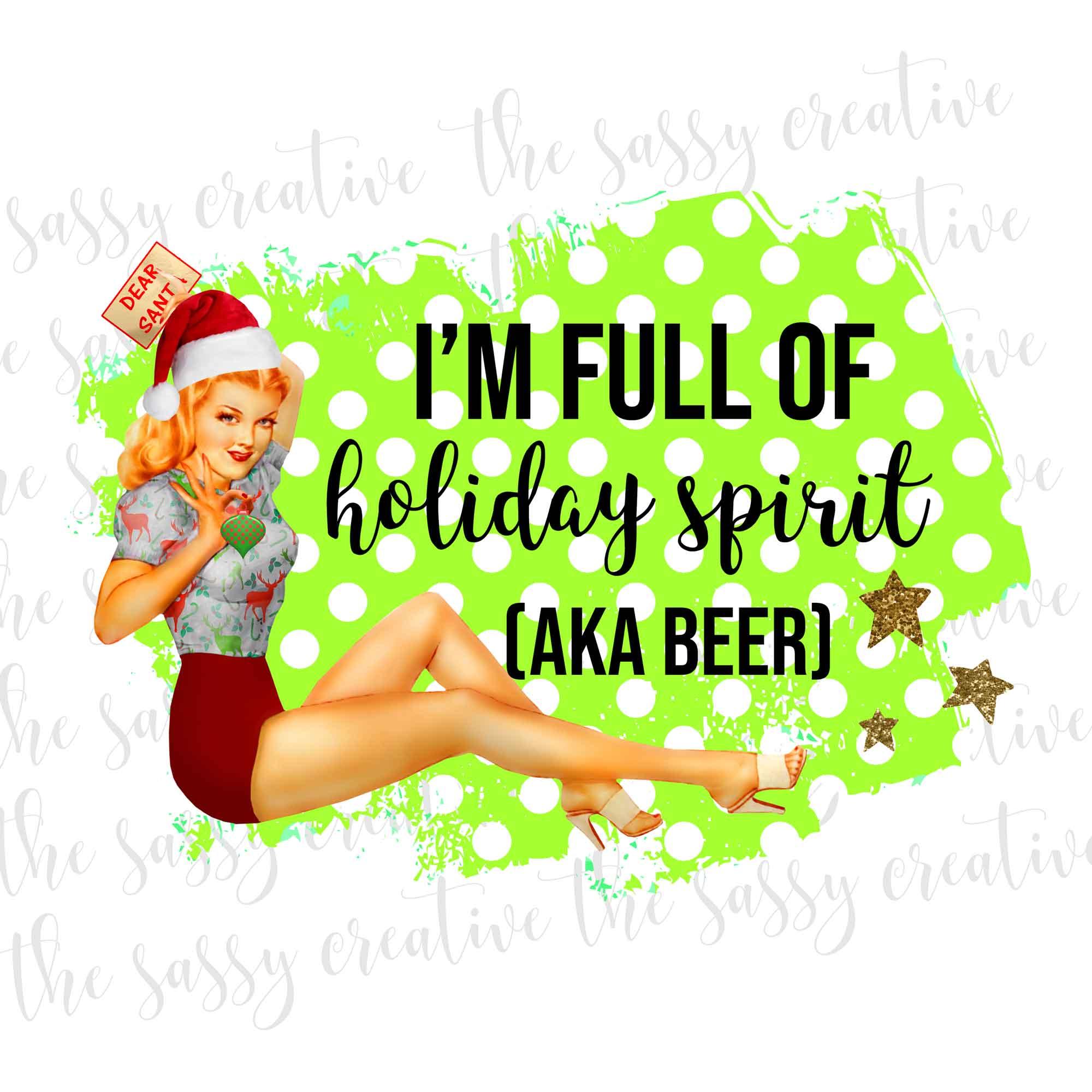 holidayspiritbeercover