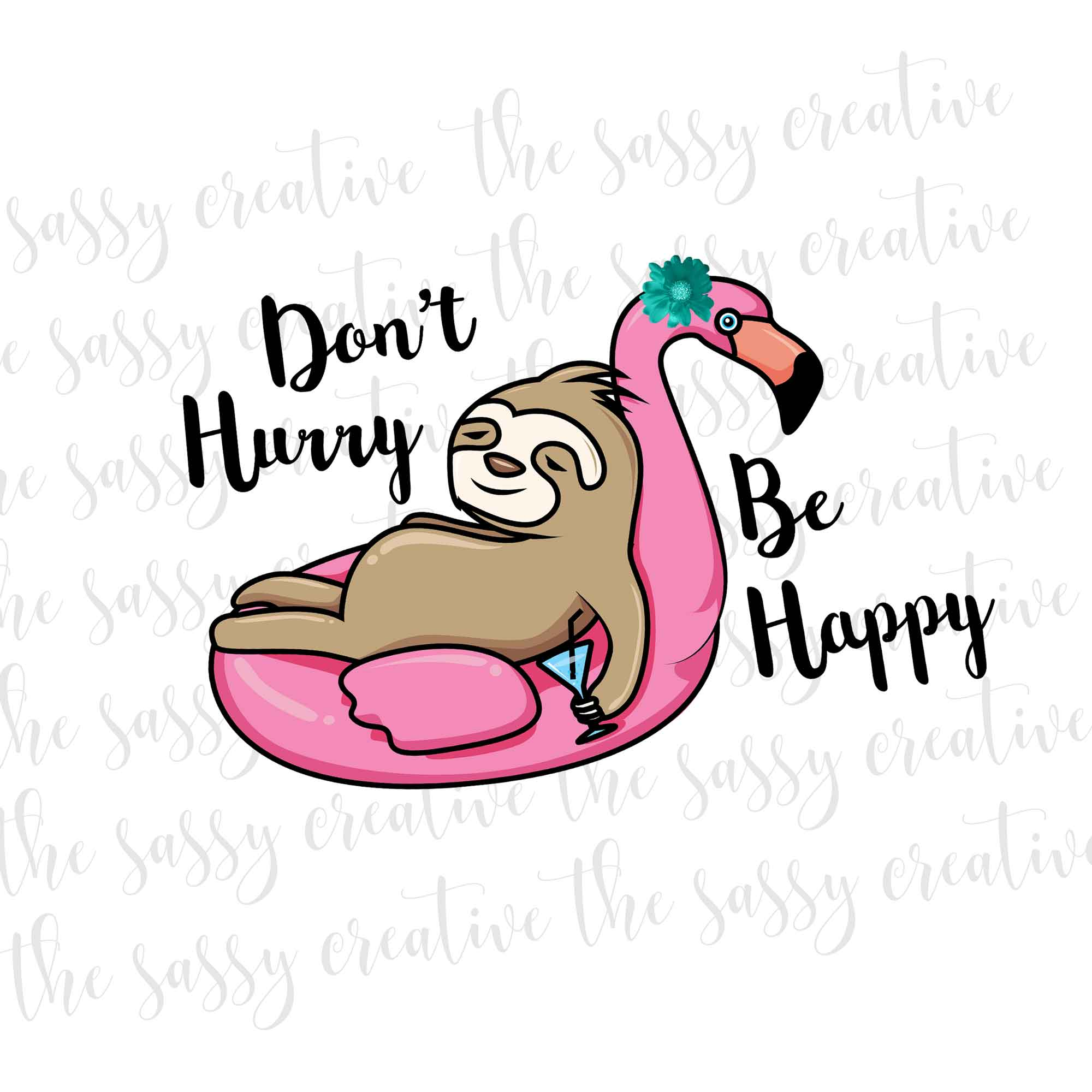 donthurrybehappycover